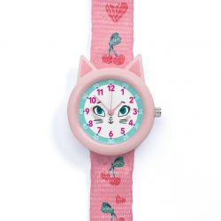 Montre chat Djeco