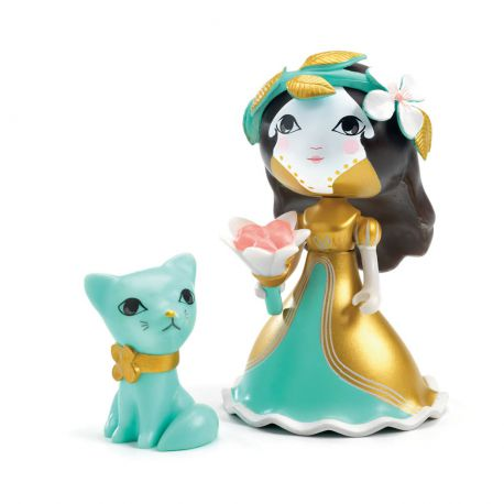 Eva et Ze Cat princesse Arty toys