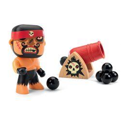 Rick & Boumcrak - Arty toys pirate