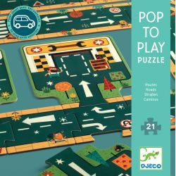Routes - Puzzle pop to play