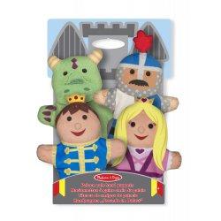 Marionnettes à main les amis du palais - Melissa et Doug