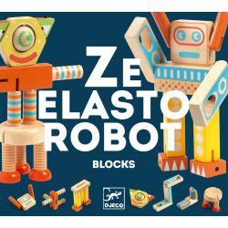 Ze Elastorobot - jeux de construction dès 3 ans