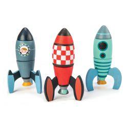 Jeu de construction de fusées