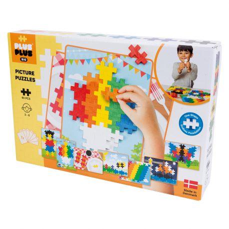 Plus plus Puzzle Big Basic - 60 pièces