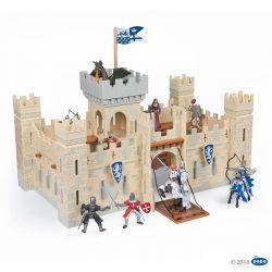 Le Château des chevaliers - (photo avec figurines non fournies)
