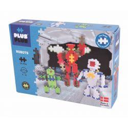 Plus plus Robots mini basic 170 pièces - coffret
