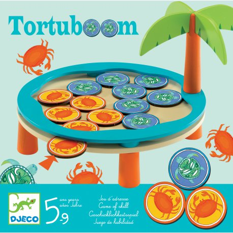 Tortuboom - jeu tactique Djeco