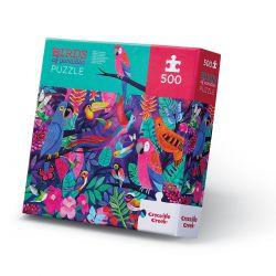 Puzzle oiseaux du paradis 500 pièces