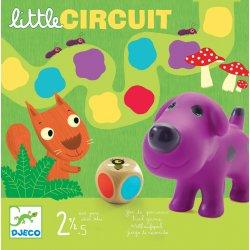 Little circuit- jeu de parcours Djeco