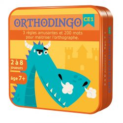 Orthodingo CE1 - face