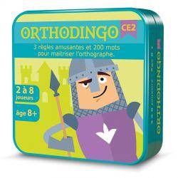 Orthodingo CE2 - jeu sur l'orthographe