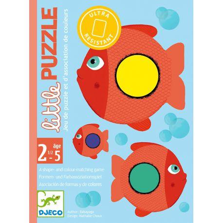 Little Puzzle - jeu de cartes des tout-petits