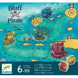 Bluff Pirate - la boîte