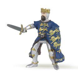Roi Richard bleu - Papo