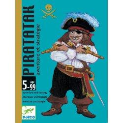 Piratatak - jeu tactique Djeco