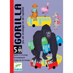 Gorilla - jeu tactique Djeco
