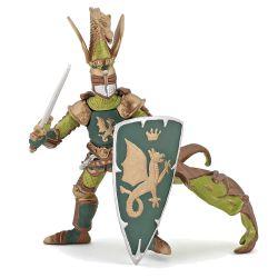 Maître des armes cimier dragon - Papo
