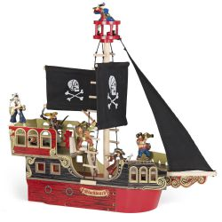 Bateau des pirates - Papo