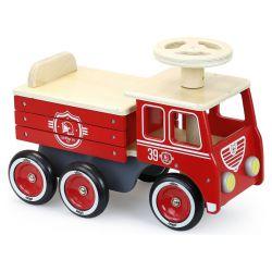 Porteur camion de pompiers 2020