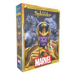 Splendor Marvel - jeu de commerce tactique