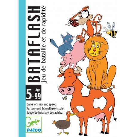 Bataflash Djeco - jeu d'observation et de rapidité à partir de 5 ans