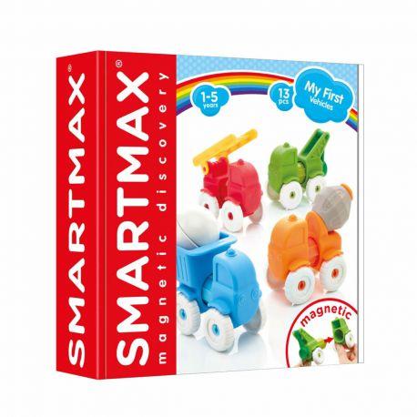 Smartmax Mes Premiers Véhicules