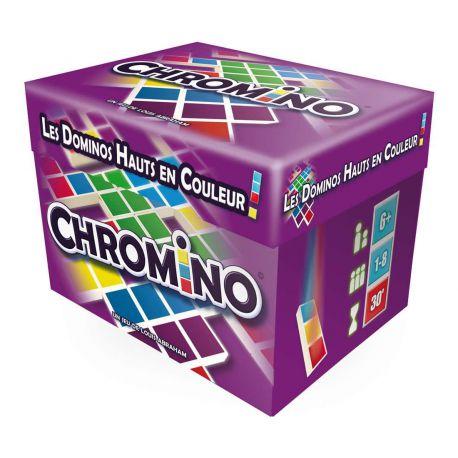 Chromino, les dominos en couleur