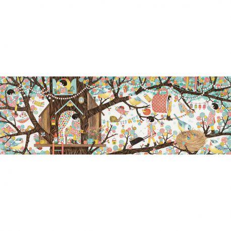Puzzle Tree house Djeco - 200 pièces