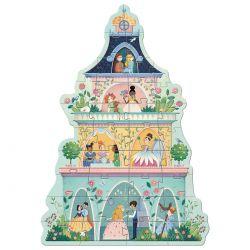 La tour des princesses 36 pièces - 4 ans