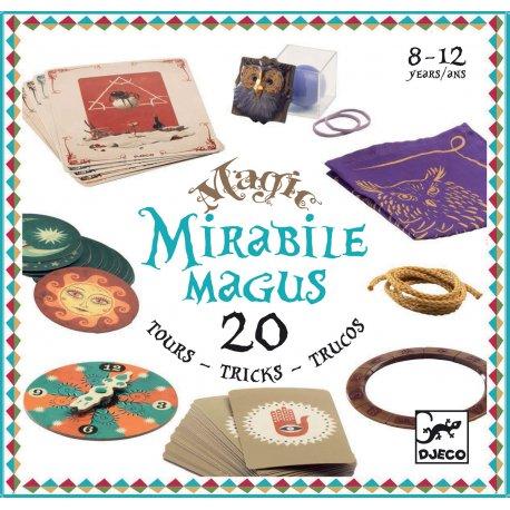 Coffret de magie Mirabile magus Djeco