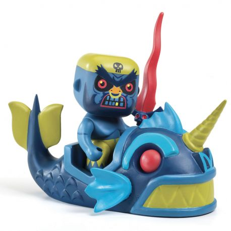 Terrible & Monster - Pirate Arty toys