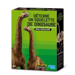 Kit archéologie - Déterre ton dinosaure - Brachiosaure