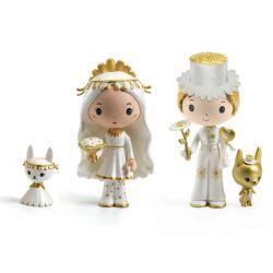 Marguerite & Léopold - Figurine Tinyly