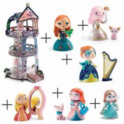 Grand pack princesses Arty toys et tour des merveilles