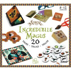Incredible magus 8 ans +