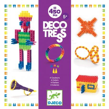 Deco Tress 450 pièces