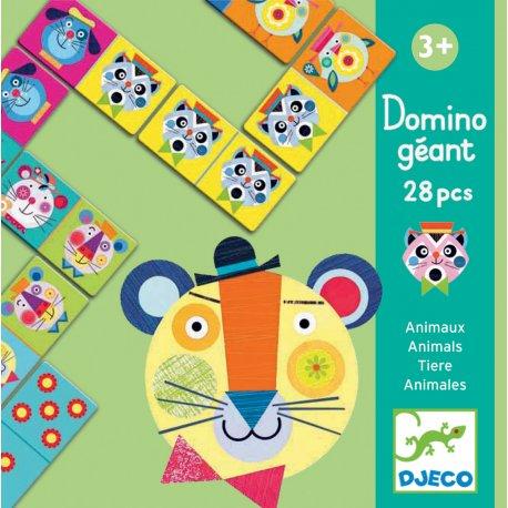 Domino géant animaux Djeco