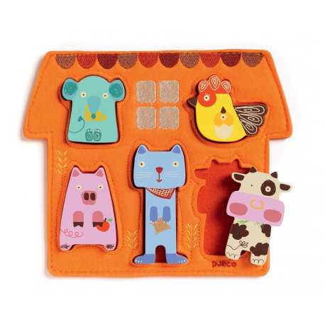 puzzle Barita Djeco