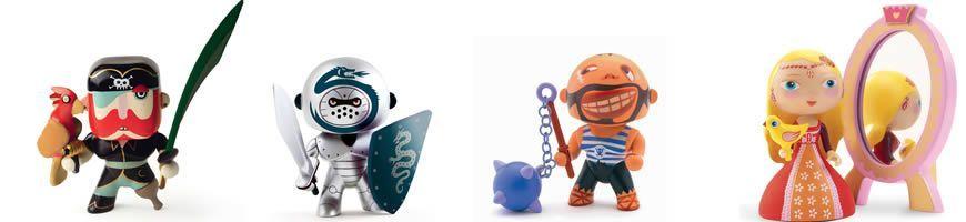 Arty toys