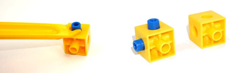 L'élément de base des mini cubes