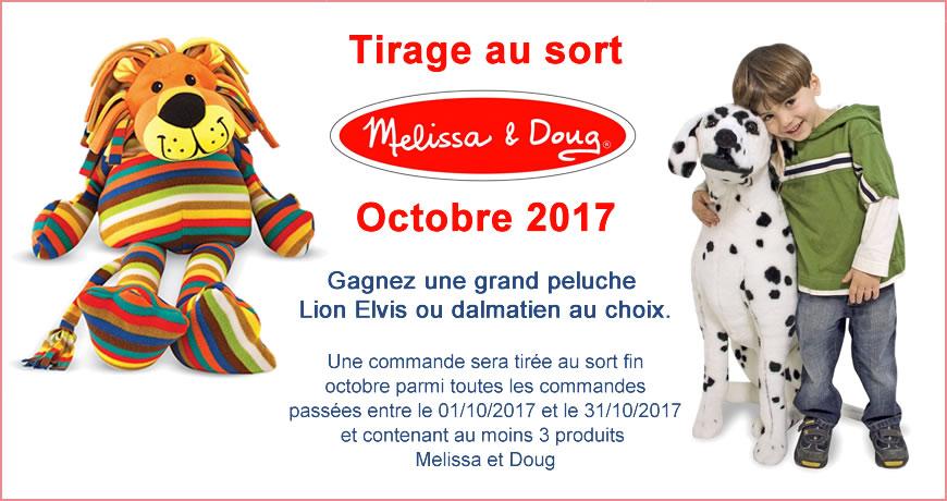 Concours Melissa et Doug octobre 2017