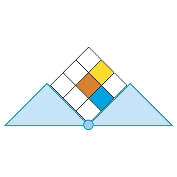 Cube Puzzler GO Etape 2