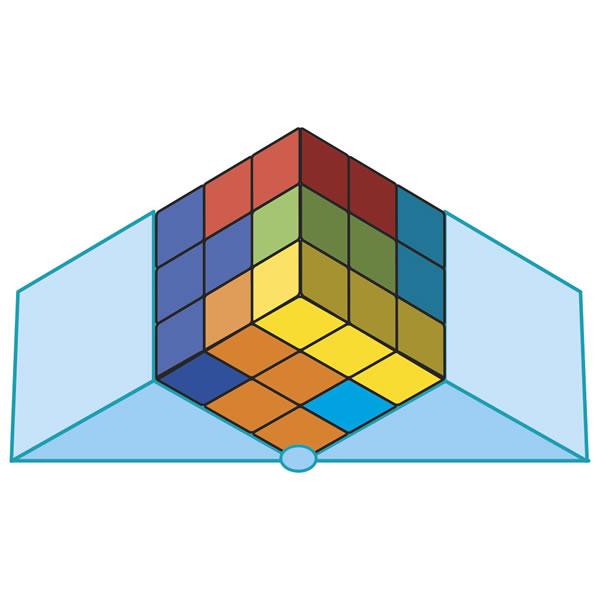 Cube Puzzler GO Etape 3