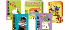 10 jeux de cartes pour enfants entre 3 et 6 ans