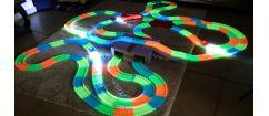 Magic tracks : Test et avis sur les circuits de voiture lumineux