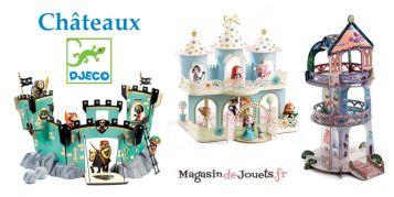Châteaux Djeco - Présentation et offres