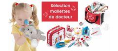 Les meilleures malettes de docteur jouet enfant