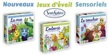 Nouvelle gamme de jouets d'éveil sensoriel d'inspiration Montessori