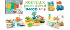 Nouveaux jouets d'éveil Djeco 2019